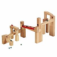 Marble Run Construction Set