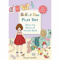 Belle & Boo Play Day Activity Book