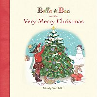 Belle & Boo and The Very Merry Christmas Paperback Book