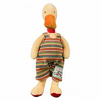 La Grande Famille Little Amedee Duck by Moulin Roty