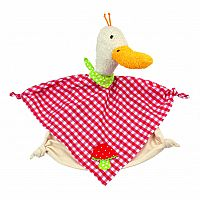 Duck Towel Doll by Kathe Kruse