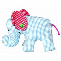 Mini Elephant Rattle by Kathe Kruse