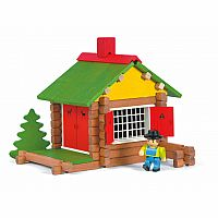 Alpine Chalet - 70 Pieces