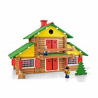 French Alpine Chalet - 240 pieces