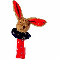 Squeaky Bunny Rattle by Kathe Kruse