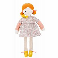 Les Parisiennes Mademoiselle Blanche by Moulin Roty