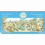 Peter Rabbit Tom Kitten's Garden 24-Piece Panoramic Floor Puzzle