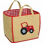Barn Toy Bag