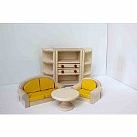 Dollhouse Family Room, Bambino by Bodo Hennig