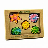 Crazy Crayons Flower Set