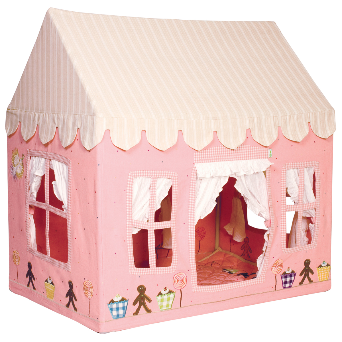 gingerbread cottage playhouse - little goose toys
