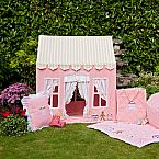 Gingerbread Cottage Playhouse