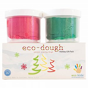 eco-dough Holiday Pack
