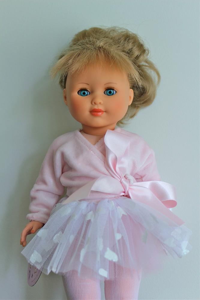Marie Francoise Ballerina Doll By Petitcollin Little