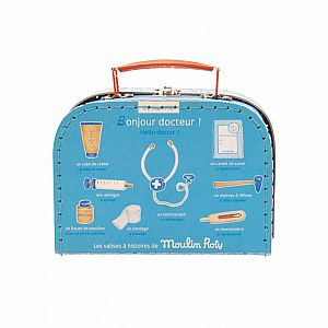 Le Grande Famille Doctor's Medical Kit by Moulin Roty