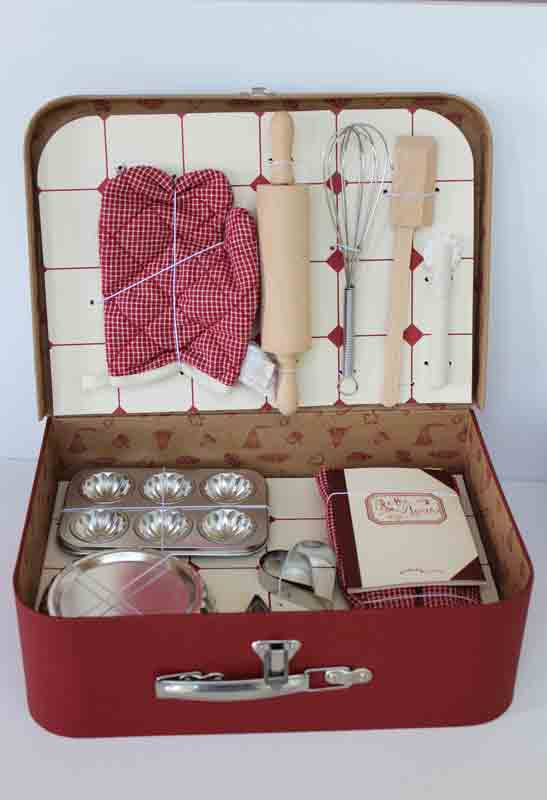 Moulin Roty Baking Set Little Goose Toys