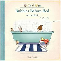Belle & Boo Bubbles Before Bed Paperback Book