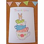 Friends for Tea - Thank You Cards by Bumpkin