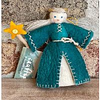 Princess of Camelot Felt Doll
