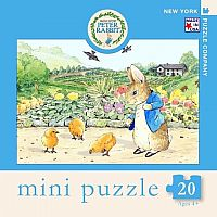 Peter Rabbit and The Spring Chicks 20 Piece Puzzle
