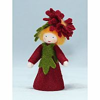 Chrysanthemum Prince Felt Doll
