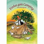 Findus Goes Camping - Hardcover