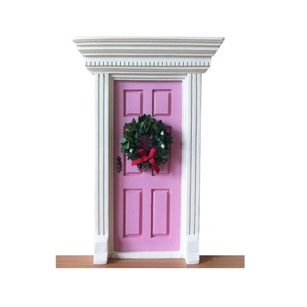39 lil christmas wreath little goose toys for Lil fairy door sale