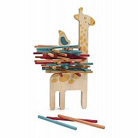 Matilda & Her Little Friend Stacking Game, by Londji