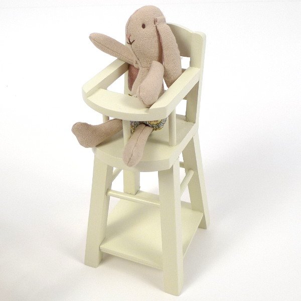 Maileg Wooden Highchair Little Goose Toys