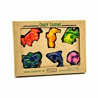 Crazy Crayons Ocean Set