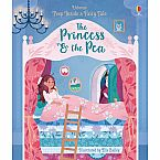 The Princess & The Pea Board Book