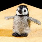 Penguin Needle Felting Kit