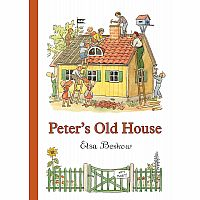 Peter's Old House by Elsa Beskow