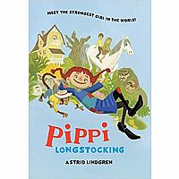 Pippi Longstocking Novel by Astrid Lindgren