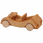 Wooden Automobile