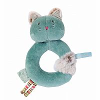 Petit Chat Rattle by Moulin Roty