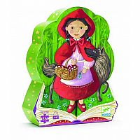 Red Riding Hood Puzzle, 36 Piece