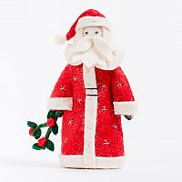 Father Christmas Felt Doll