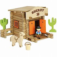 Sheriff's Cottage - 80 Pieces