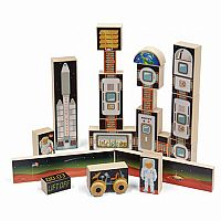 Space Mission Block Set