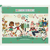Sugar Plum Fairy 80 Piece Puzzle