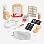Wooden Surgeon Play Set
