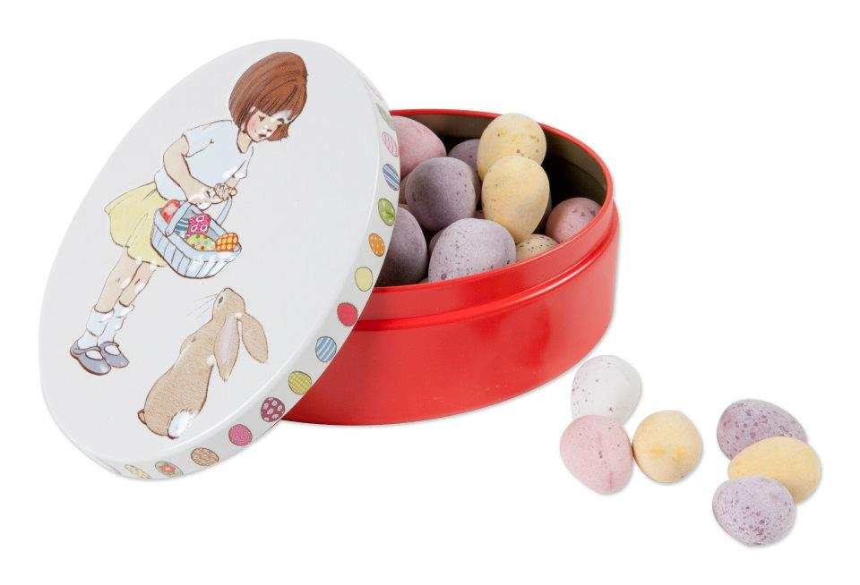 Belle Amp Boo Easter Oval Tins Little Goose Toys