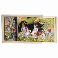 Children of the Forest Wooden Puzzle Set