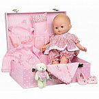 Kensington Trunk Doll by Petitcollin