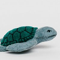 Moon Tide Felt Sea Turtle