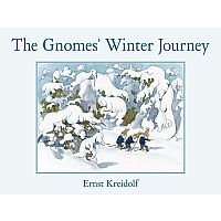 The Gnomes' Winter Journey by Ernst Kreidolf